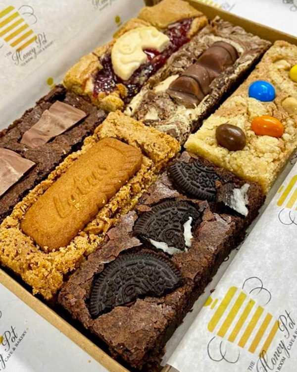 honeypot mixed brownie box b